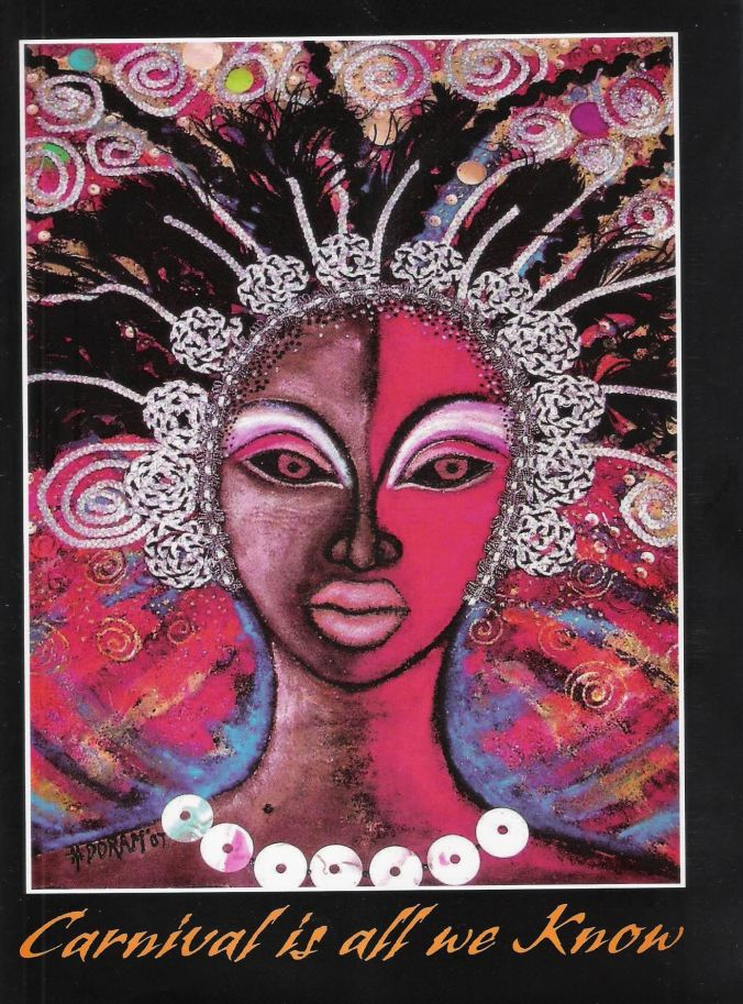 cover image - Spirit of Carnival by Heather Doram.