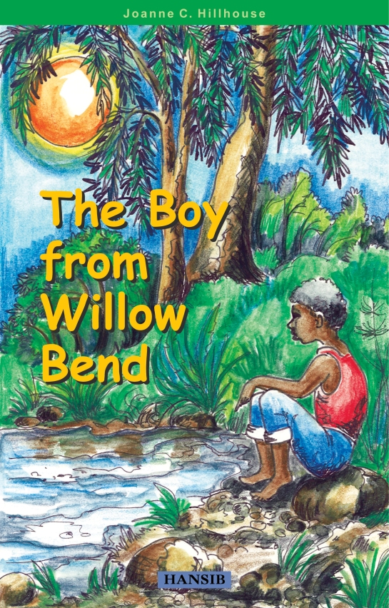 The Boy from Willow Bend today as a 2009 Hansib publication with a new cover by Antiguan and Barbudan artist Heather Doram
