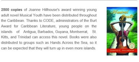 Caribbean Reads newsletter