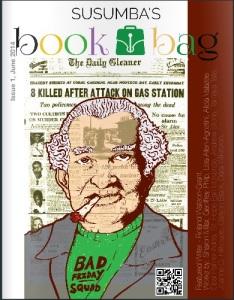 book bag cover
