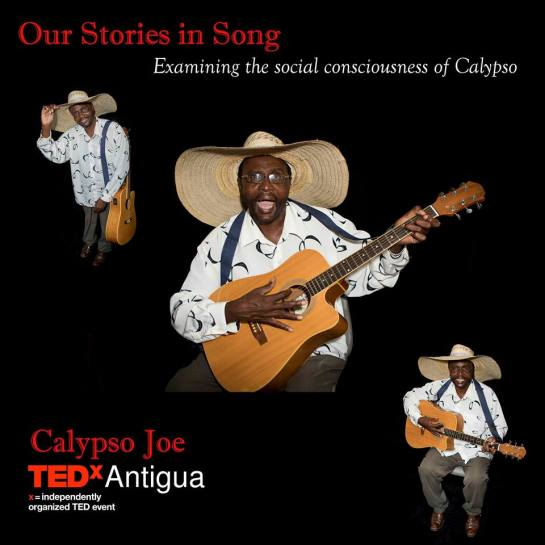 Images courtesy TEDx Antigua.