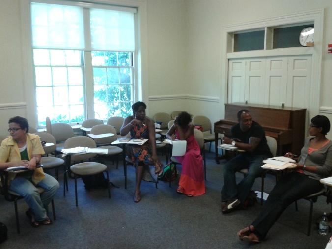 Final Workshop RI 2012
