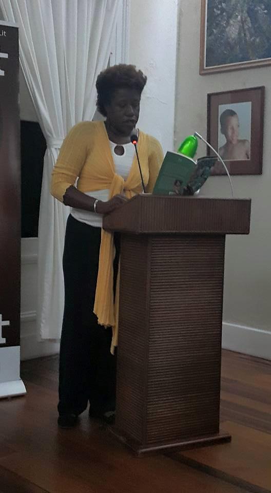 reading in Guyana