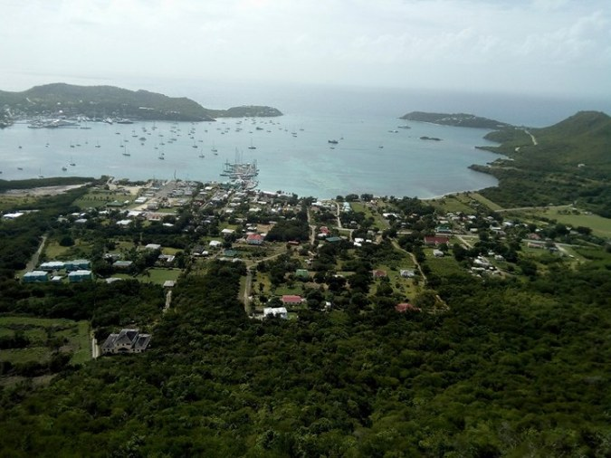 Antigua So Beautiful BA