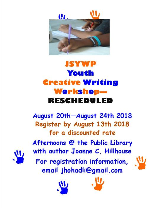 JSYWP promotional flyer 2