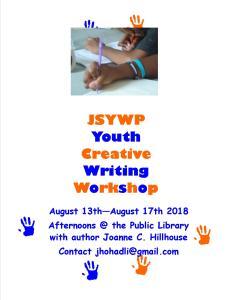 JSYWP promotional flyer