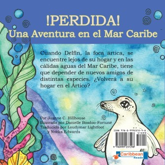 lost spanish cover back