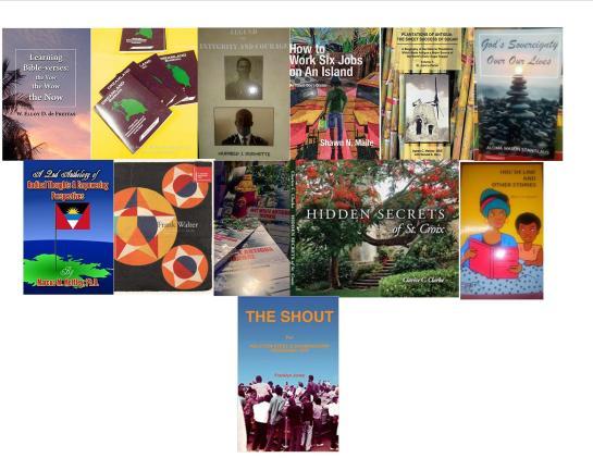 Non Fiction readAntiguaBarbuda 2018