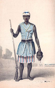 dahomey-girl