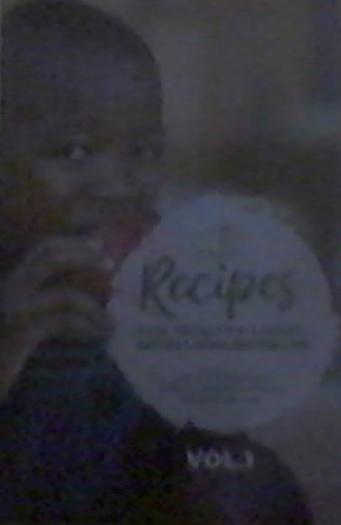 med recipe book