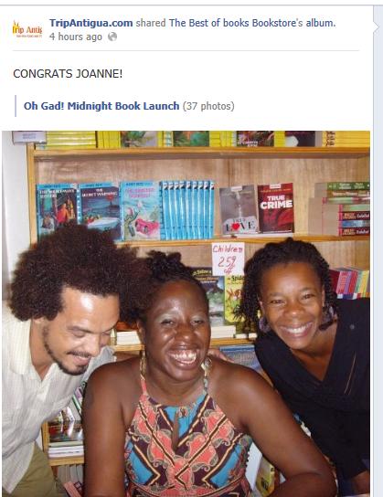 Posting on Trip Antigua