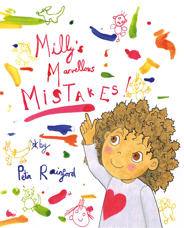 Milly front cover