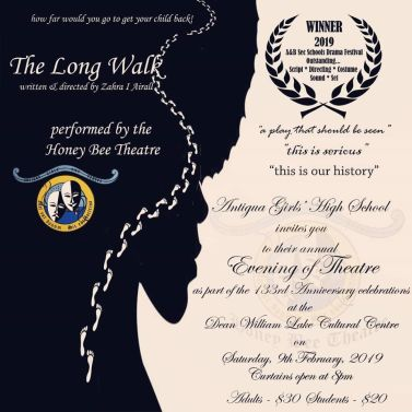 The Long Walk poster