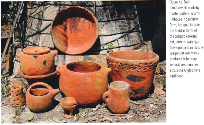 Image from Creole Clay by Patricia Fay.