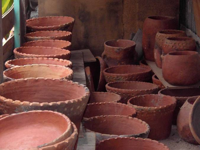 Elvies Pottery by Joanne C Hillhouse