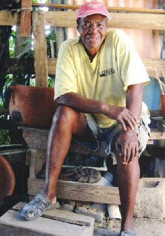 Hyacinth Hillhouse in Creole Clay
