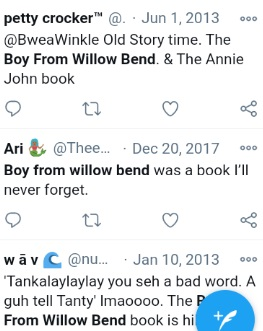 the boy from willow bend twitter