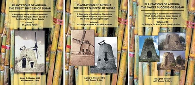 Plantations 1 to 3