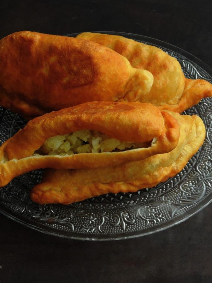 Trini Aloo pie, Potato Pie