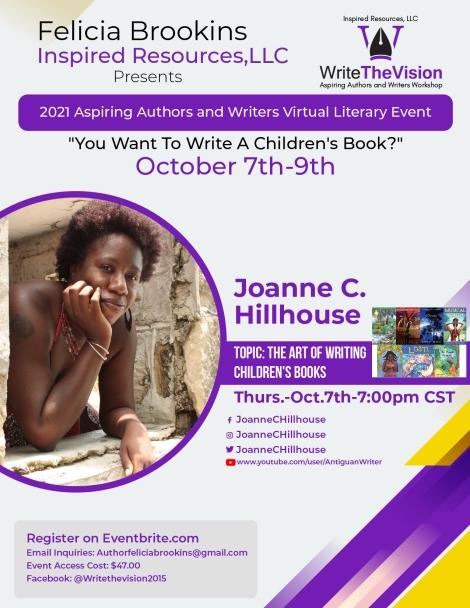 Joanne C. Hillhouse-corrected flyer