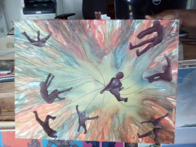 Student art exhibition 4